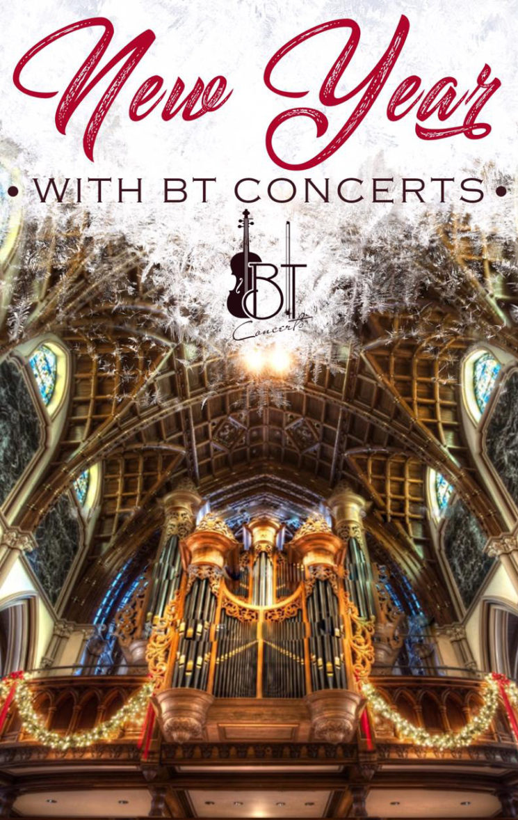 New Year with BT Concerts