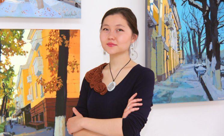 Выставка Landscape & Floral