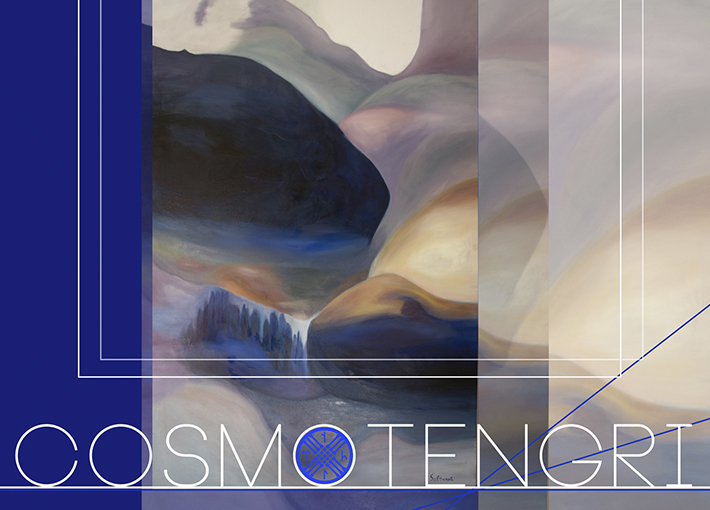 Презентация арт-проекта CosmoTengri