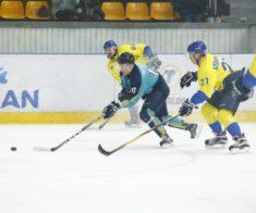 Чемпионат РК по хоккею «Алматы» против «Алтай-Торпедо»