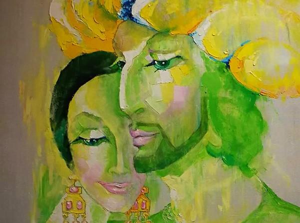Выставка «Я частица мира»