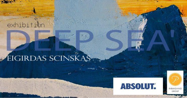 Выставка художника-абстракциониста Eigirdas Scinskas — Deep Sea