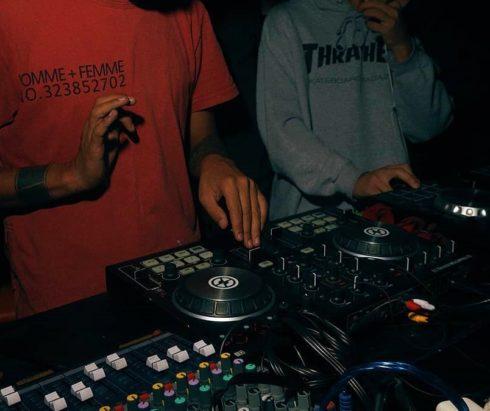 Blackout: Live The Limba x abdr