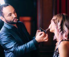 Celebrity Make up Artist Сердар Камбаров