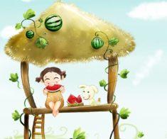Кукольный спектакль «Поход в огород»