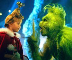 Показ фильма «Гринч — похититель Рождества»
