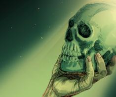Спектакль «Гамлет и Тузенбах in Purgatory»