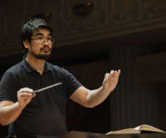 Концерт симфонического оркестра РК — Канат Омаров
