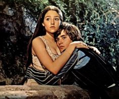 Показ фильма «Ромео и Джульетта»