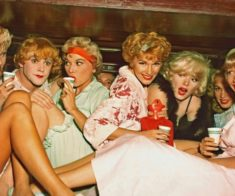 Показ фильма «В джазе только девушки»