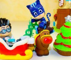 Новогоднее шоу «Супергерои спасают Новый год»