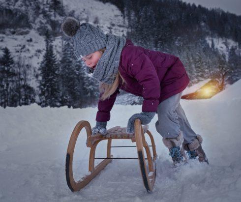 Где покататься на ледяных горках в Алматы