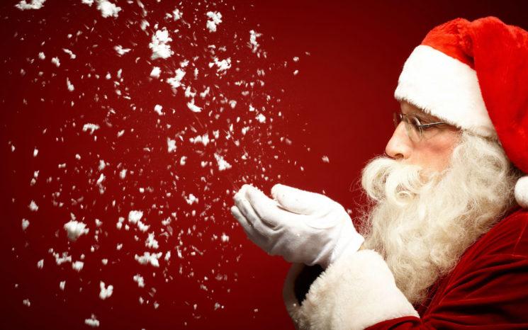 Новогоднее представление «Фабрика Деда Мороза»