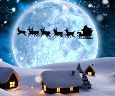 Новый год на Луне