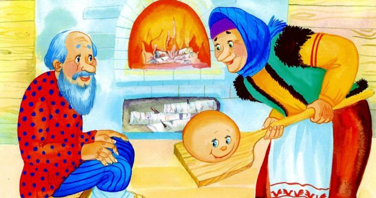 Новогодние чудеса для Малышей. Сказка «Колобок»