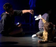 Baby-cпектакль «Светлячок»
