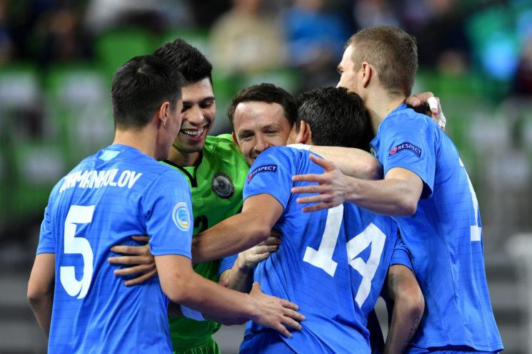 Товарищеский матч «Казахстан — Хорватия»