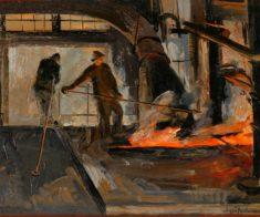 Выставка «Лидия Литвиненко: покоритель ачисайских рудников. Живопись. Графика. 1935-1936»