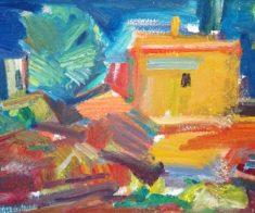 Выставка Табылды Мукатова «Рисующие на песке»