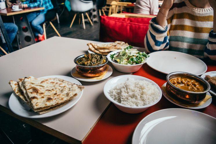 Фестиваль индийской кухни