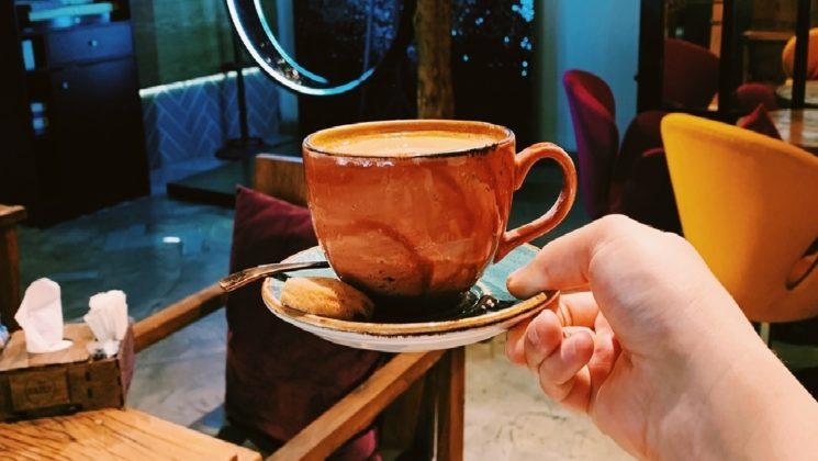 daily coffee алматы
