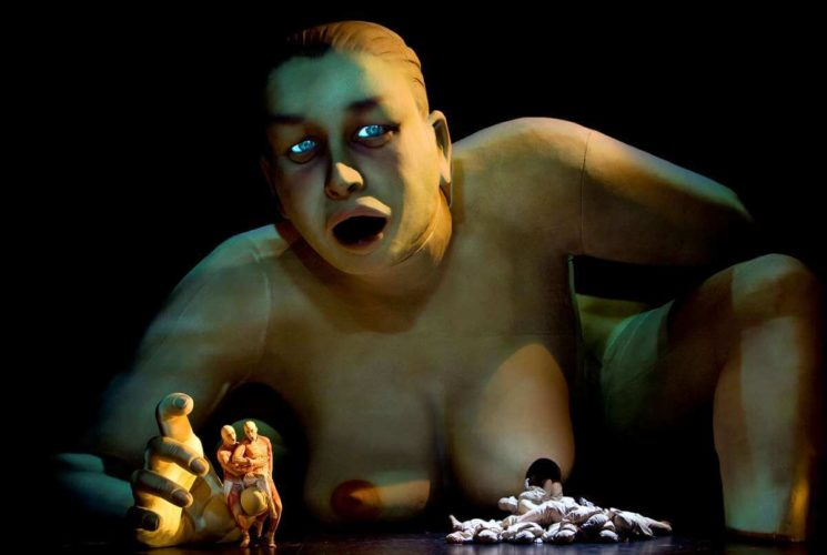 Показ оперы Дьёрдя Лигети — Le Grand Macabre