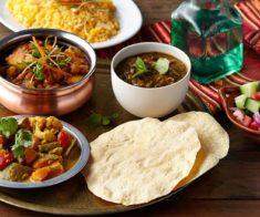 Фестиваль индийской кухни в The Ritz-Carlton, Almaty
