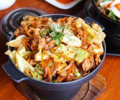 Ресторан корейской кухни Myeong-ga