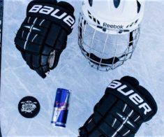 Red Bull Шлем и Краги