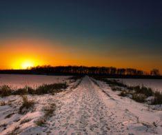 Чек-лист: 15 идей для полезного отдыха зимой