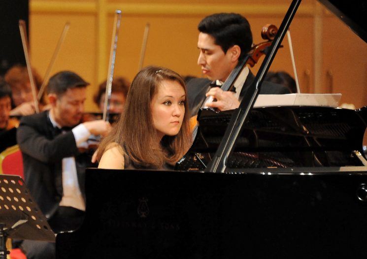 Вечер фортепианной музыки. Майа Сепп
