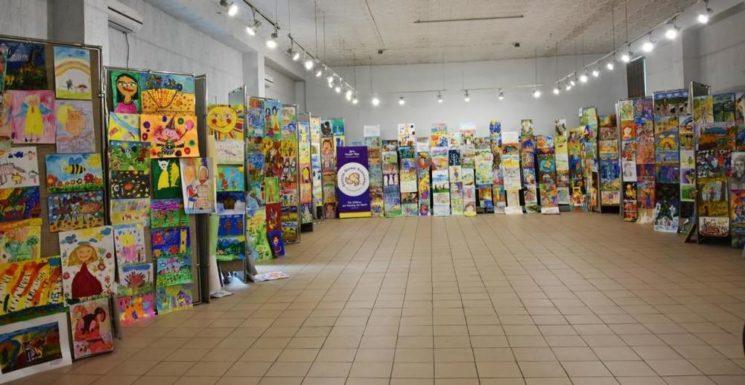 Старт Международного конкурса «Дети рисуют мир»