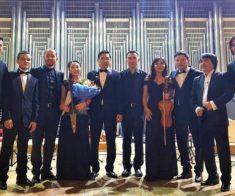 Концерт этно-поп фольклорного ансамбля «Талас»