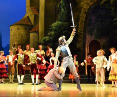 Балет «Дон — Кихот». III Международный фестиваль Ballet Globe