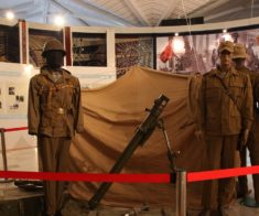 Выставка «Афганистан болит в моей душе»