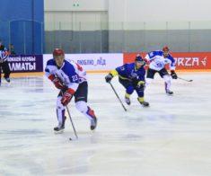 Плей — офф 2019: ХК Алматы — ХК Арлан
