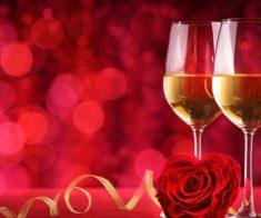 День Святого Валентина в Dickens