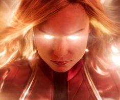 Marvel представляет картину «Капитан Марвел»