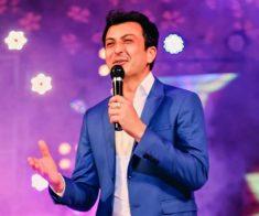 Благотворительный концерт таджикской песни