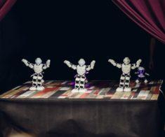 Масштабная интерактивная выставка роботов