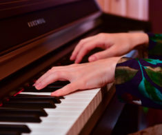 Вечер фортепианной музыки