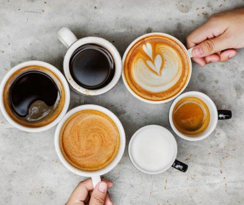 Кофейня Kaffe Baum