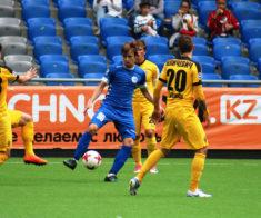 Футбольный матч «Кайрат vs Окжетпес»