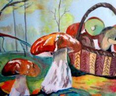 Выставка «Букет подснежников»