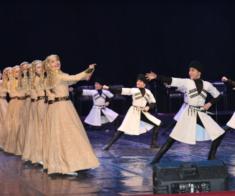 Грузинский ансамбль песни и танца SEU