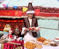 Фестиваль моноциклистов Nowryz party