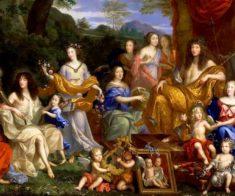 Лекция-презентация «Искусство и государство Франции»