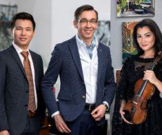Концерт Forte Trio