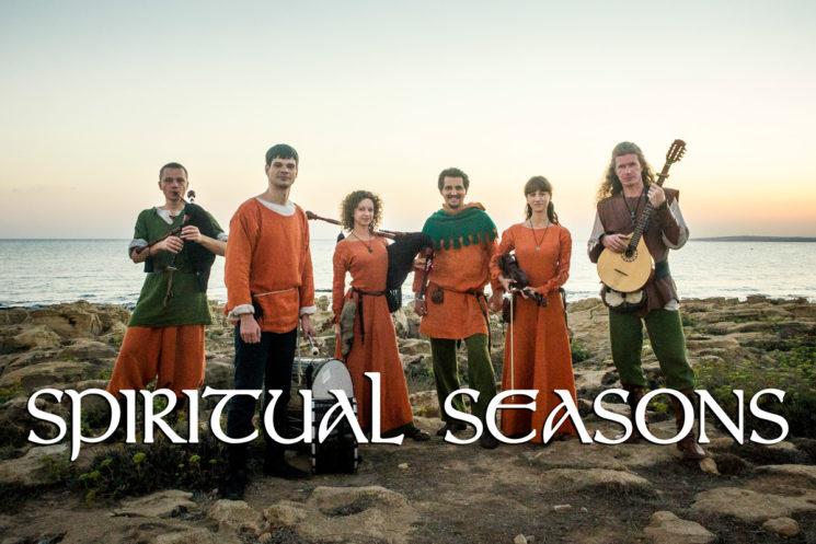 Выступление группы Spiritual Seasons