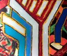 Выставка «Тигровая каллиграфия. Этапы творчества»